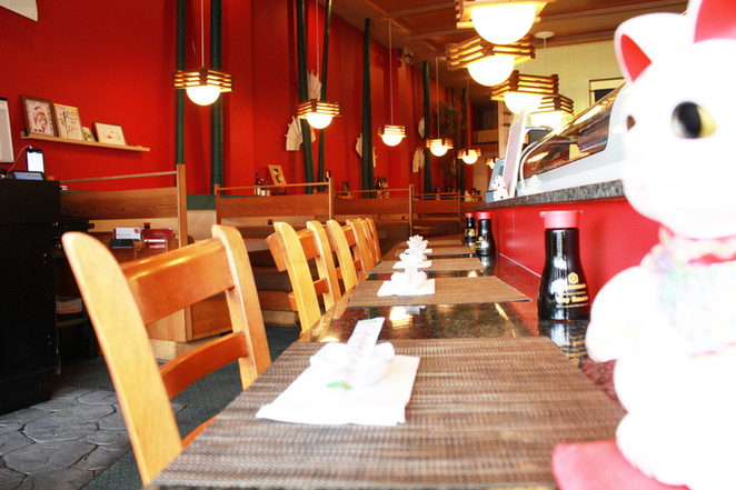 MIKADO Japanese Cuisine& Sushi bar