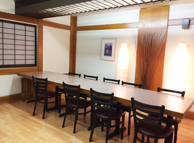 Upstair Private Room