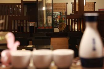 Japanese authentic interior