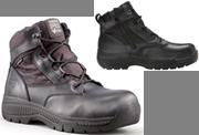 Timberland Valor Soft-Toe in Black