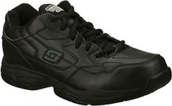 slip-resistant work shoe