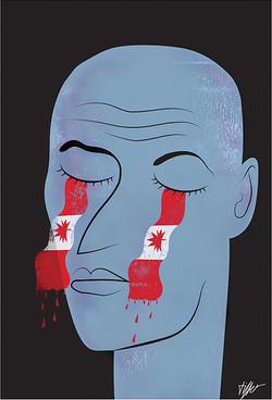Pleurs Canada.