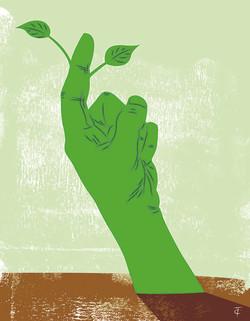 L'écoagriculture de Pierre Rahbi