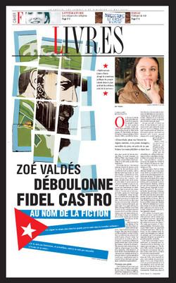 Valdés déboulonne Castro