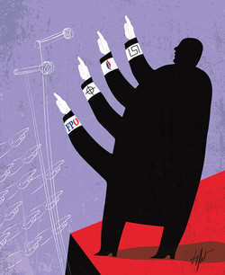 Ethno-nationalisme en marche