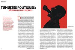 Tumultes politiques