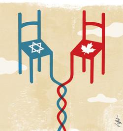 Canada-Israël