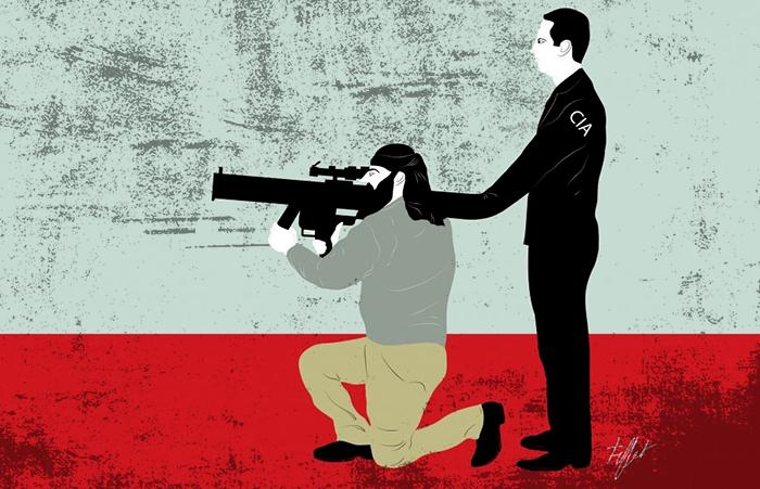 Syrie, le fiasco de la CIA