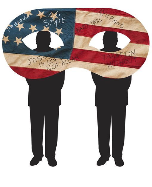 La haine de l'autre et de l'état