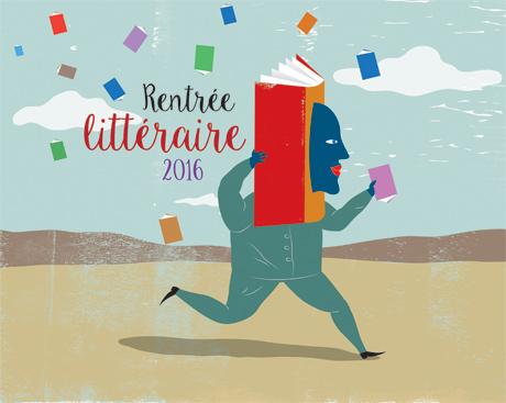 Rentrée littéraire 2016