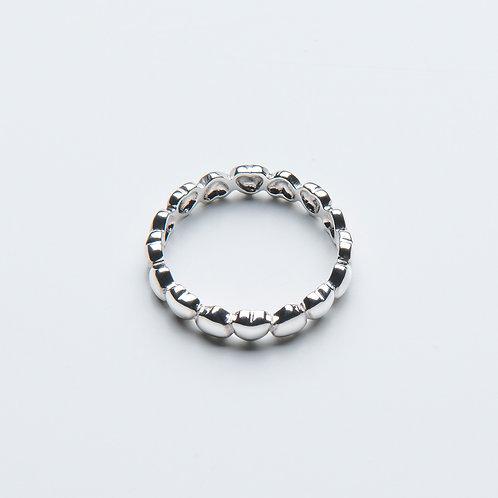 Band of Hearts Ring
