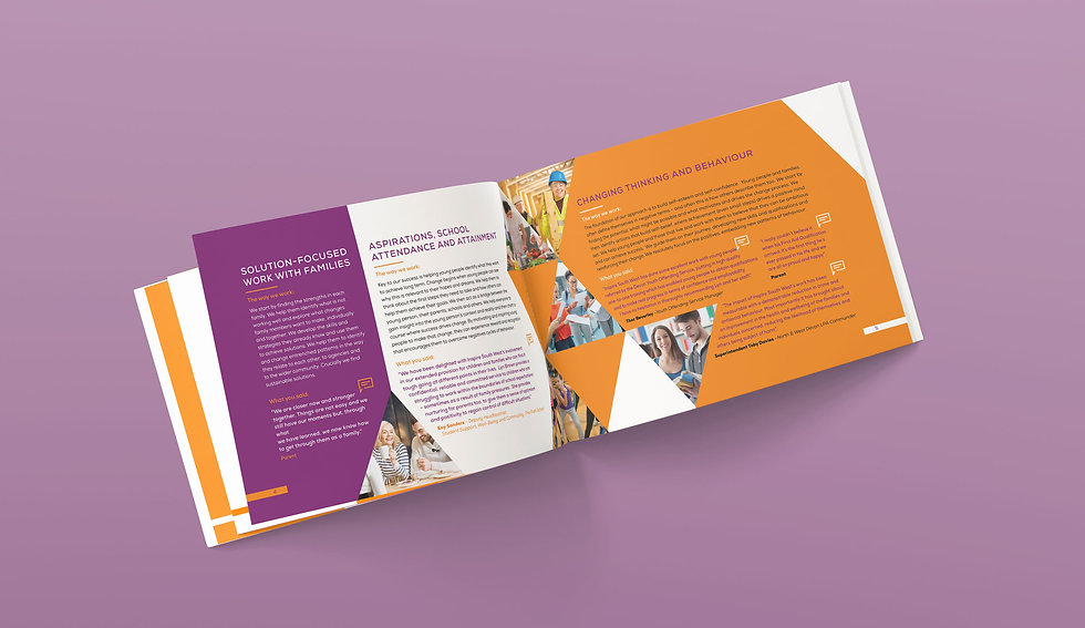 Inspire South West Brochure