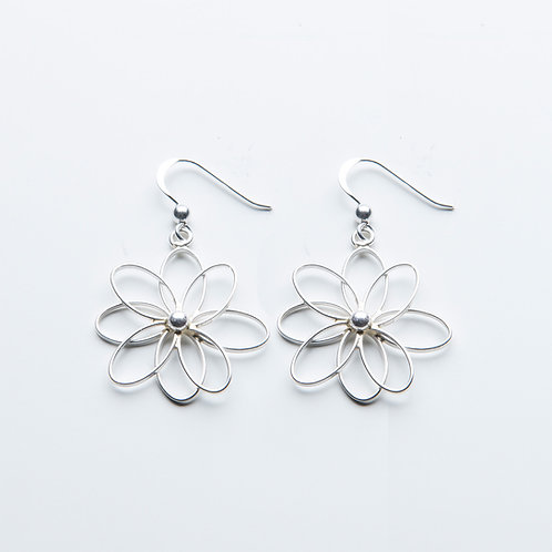 Open Flower Drops