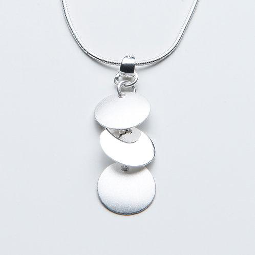 Chandelier Triple Drop Necklace