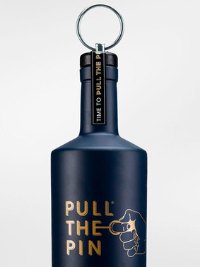 Pull The Pin Rum
