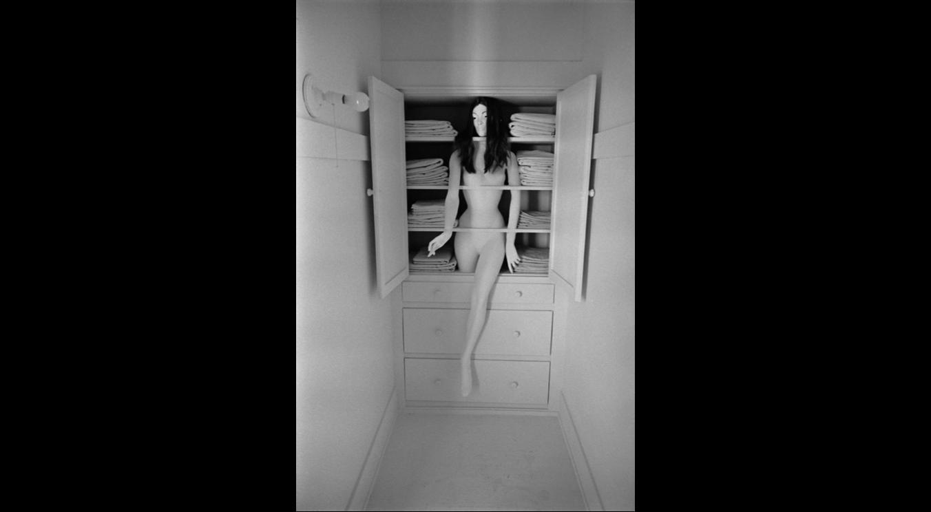 . Sandy Orgel, Linen closet .