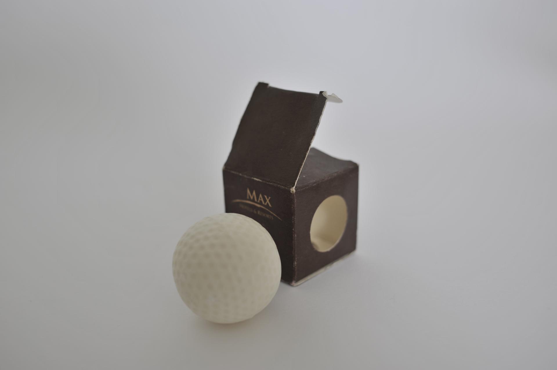 16. saponetta pallina da golf