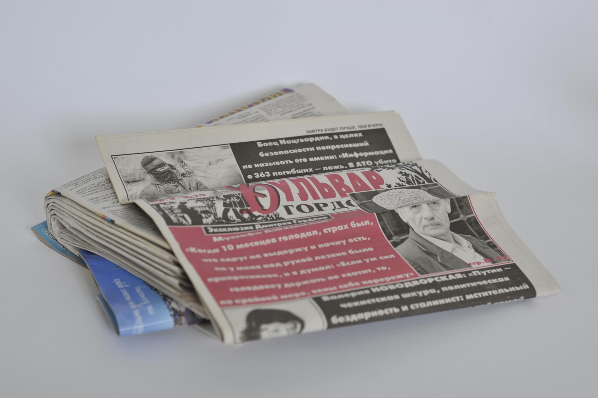 30. riviste russe