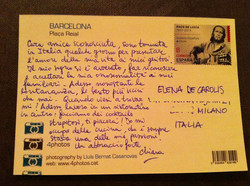 Chiara Mellea (Barcellona)