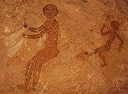 pitture rupestri Tassili