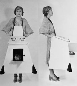 . Hausfrauen kuchenschurze .