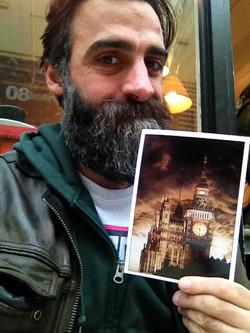 Andrea Gambadoro (Londra)