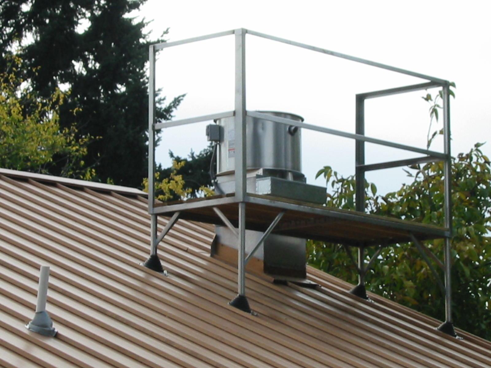 Roof platform1