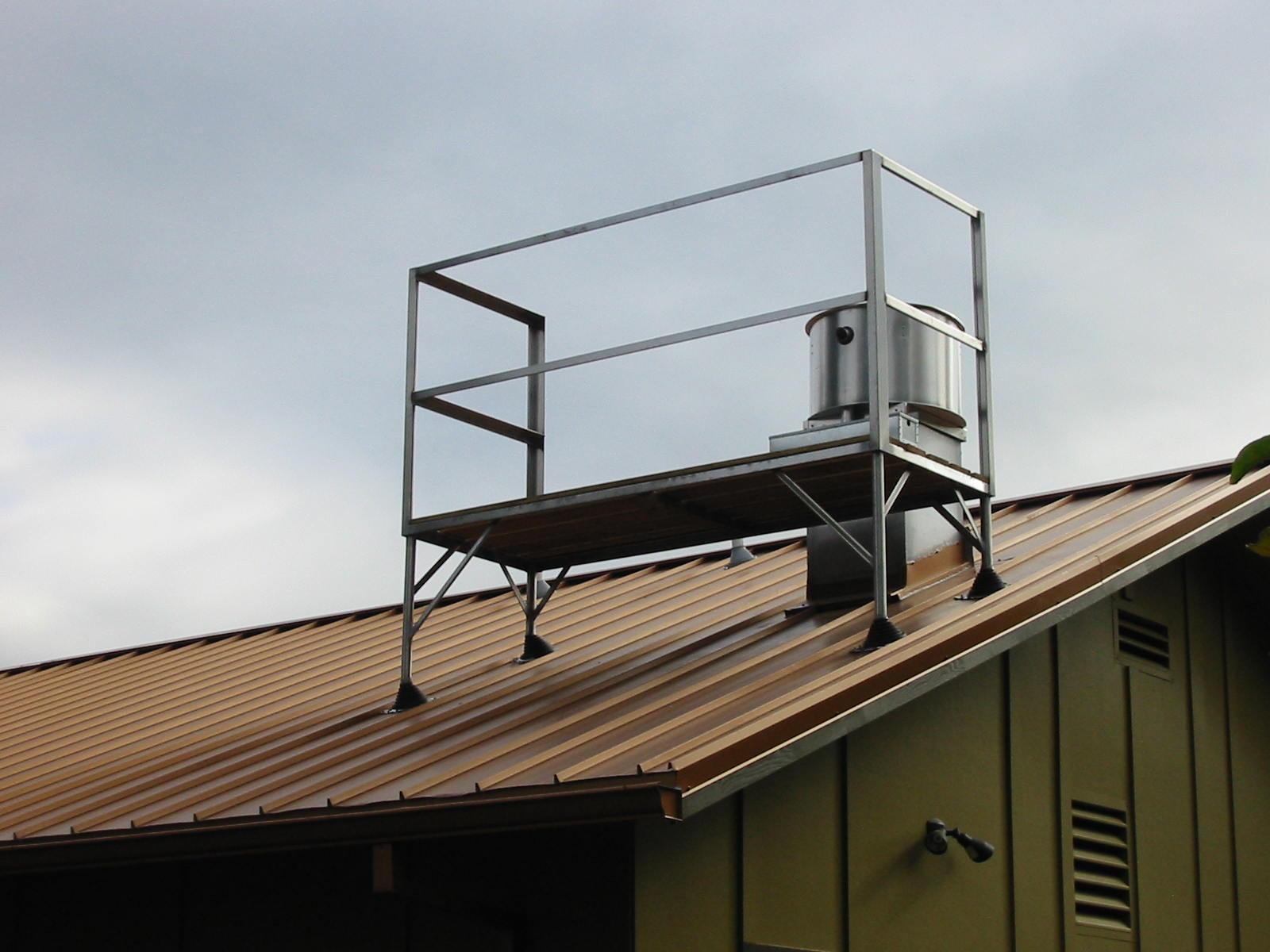 Roof platform2