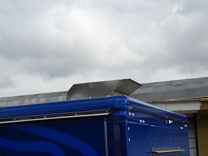 Low Profile Top Discharge Exhaust Fan