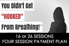 FOUR SESSIONS PAYMENT PLAN