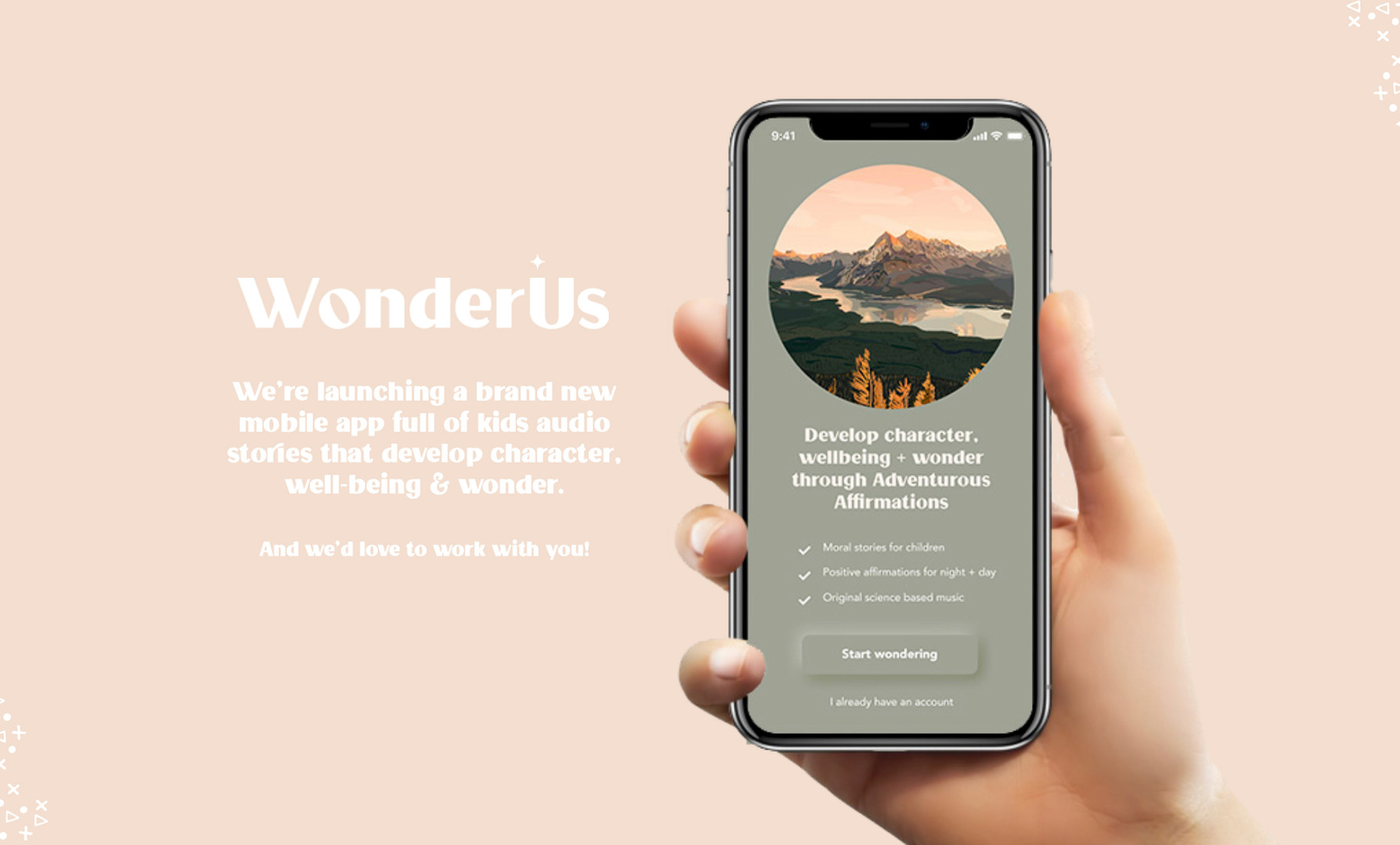 WonderUs Sleep App