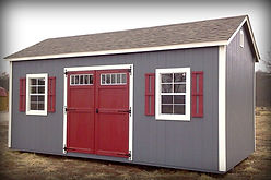 Backyard Portable Buildings