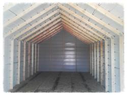Backyard Value Shed - Inside