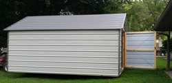 10X16 Value Shed