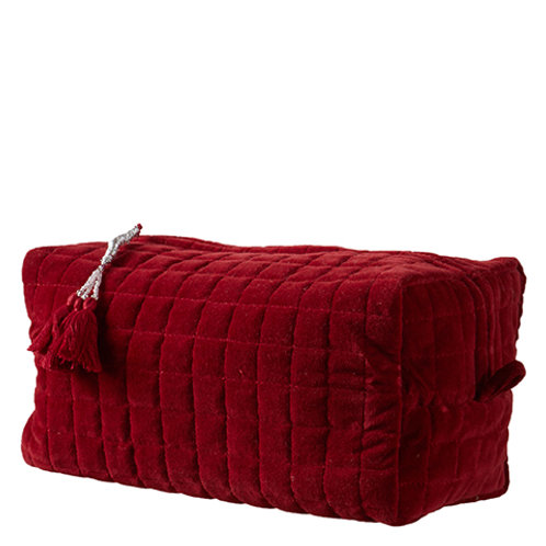 TOULOUSE Toiletry bag XL red