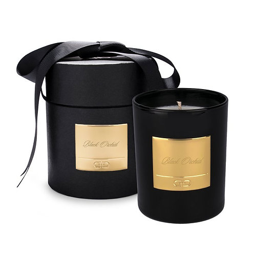 Black & Gold - Black Orchid