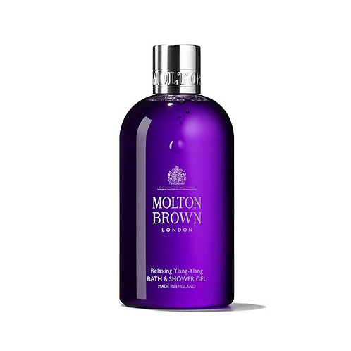 Relaxing Ylang-Ylang Shower Gel 300ml