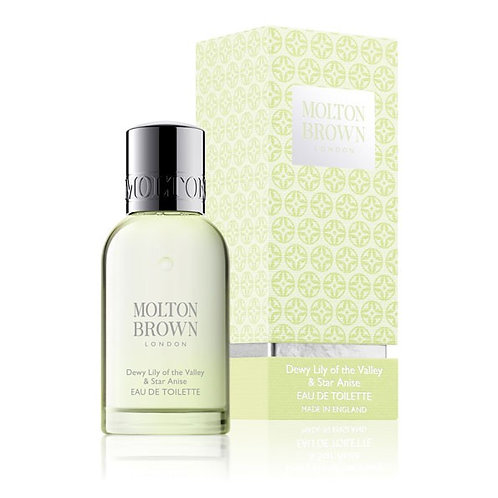 Dewy Lily of the Valley & Star Anise Eau de Toilette 50ml