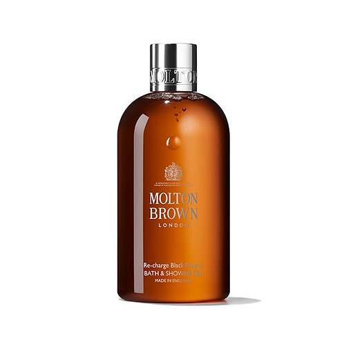 Re-charge Black Pepper Shower Gel 300ml