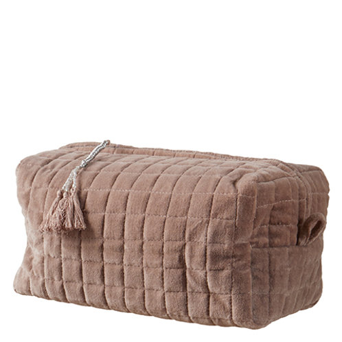 TOULOUSE Toiletry bag XL dusty pink