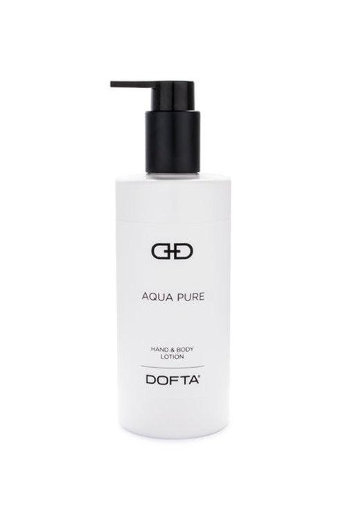 Black & White - Hand & Body Lotion - Aqua Pure