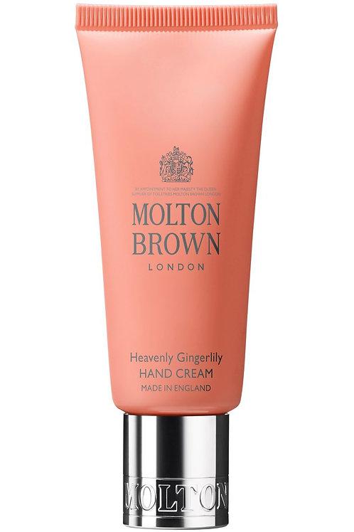 Gingerlily Replenishing Hand Cream (40ml)