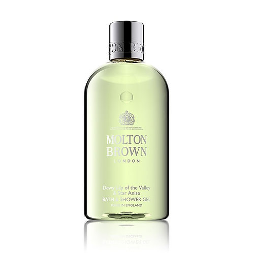 Dewy Lily of the Valley & Star Anise Bath & Shower Gel 300ml