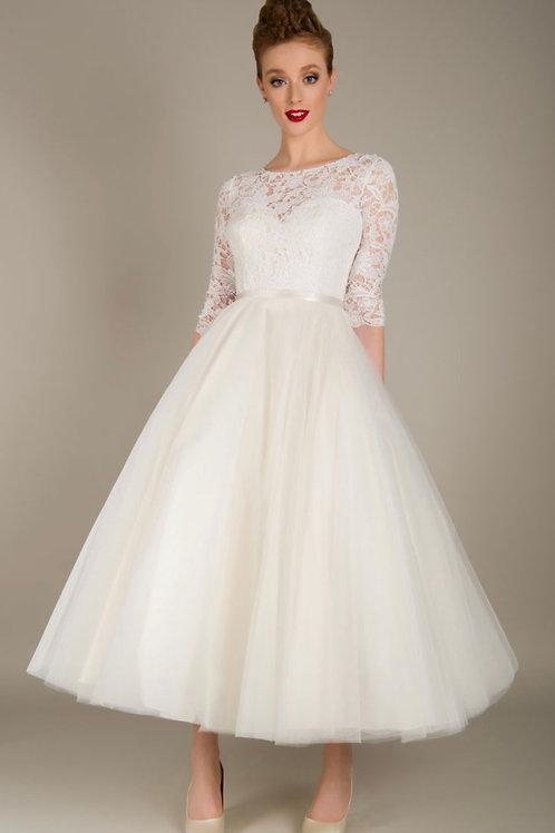 Lou Lou Bride Tea Dress