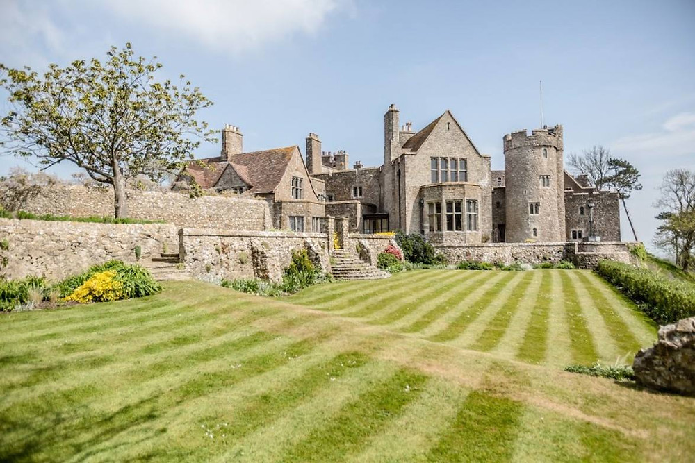 Mollydolly's is looking forward to exhibiting at the beautiful Lympne Castle Venue in Kent