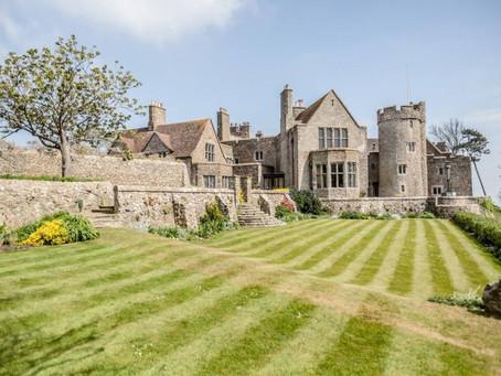 Lympne Castle Wedding Fair - 22nd April 2018