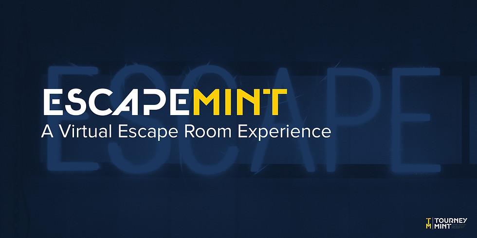 EscapeMint - Virtual Escape Room Experience