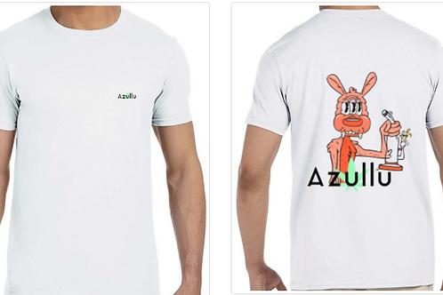 Azullu x FCBRANNOCK Tee