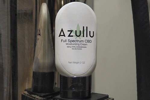 Azullu 560mg Full Spectrum Moisturizing Cream