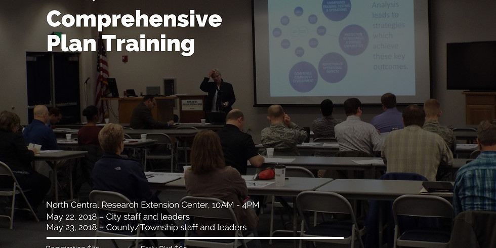 Comprehensive Plan Training (Counties and Townships)